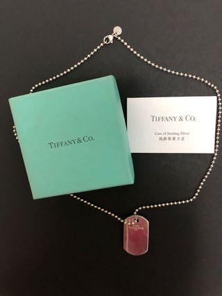 Tiffany Necklace 100% real 925 sterling silver