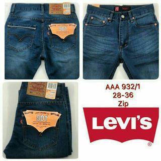 Jeans Levis AAA932/1