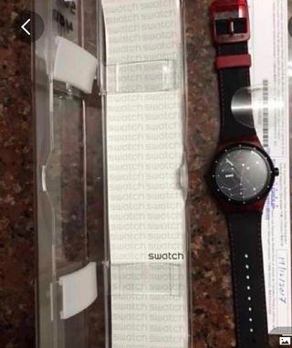 Swatch Watch Automatic - Model: Sistem Red
