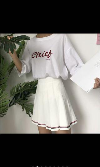 🚚 白色裙子