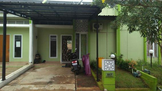 Di Jual Rumah : Villa Rizki Ilhami 2 Cluster Arafah Sawangan - Depok
