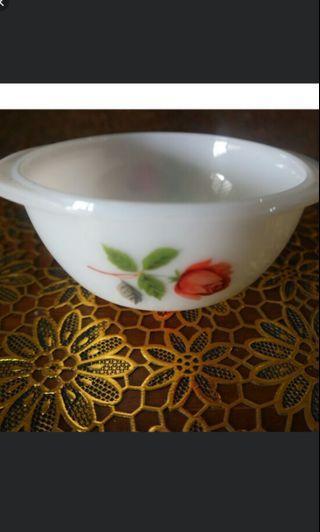 🚚 Vintage June Rose Mini Bowl w/o Lid
