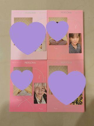 [WTT/WTS] BTS OFFICIAL MAP OF THE SOUL PERSONA PC