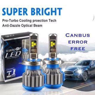 T1 Turbo Cree Headlight