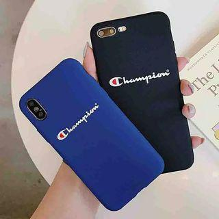 NEW: SOFTCASE IPHONE X
