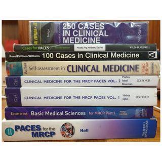 MRCP revision books