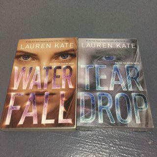 Waterfall and Teardrop