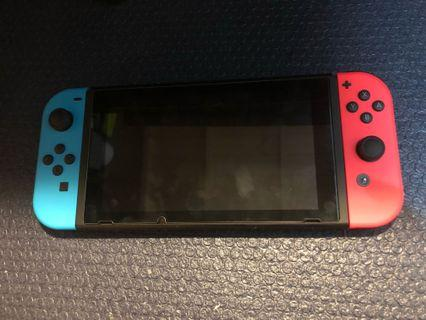 Switch 95% New Full Set