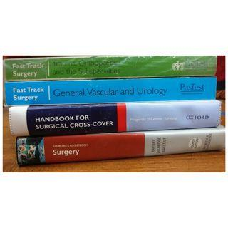 Surgery revision books