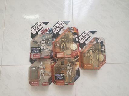 🚚 Star wars Figures