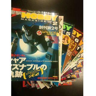 Dengeki Hobby (13 volumes)