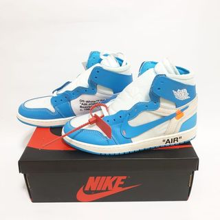 3d47d39d65a844 Jordan 1 Off White UNC US 10