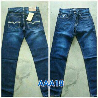 Seluar Jeans Guess AAA18