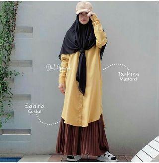 Bahira Tunik zahira skirt