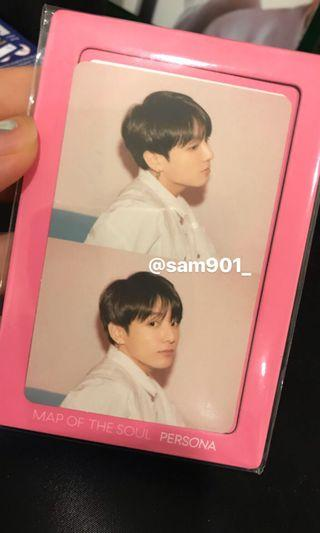 [Readystock] BTS Persona Photocard Magnet