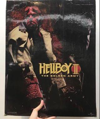HELLBOY II - THE GOLDEN ARMY STATUE