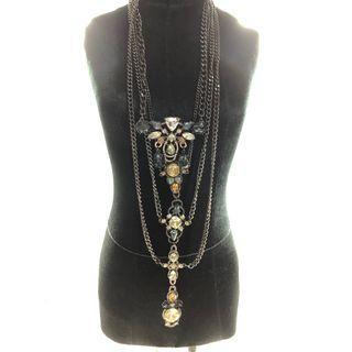 Stradivarius necklace