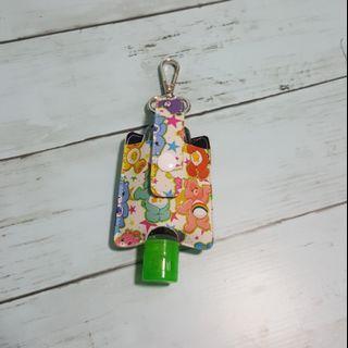 Handmade Hand sanitizer holder