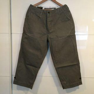 Workware Heritage Clothing Field Chino Green Size32