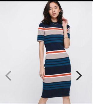 Love Bonito Daberath Midi Knit Dress