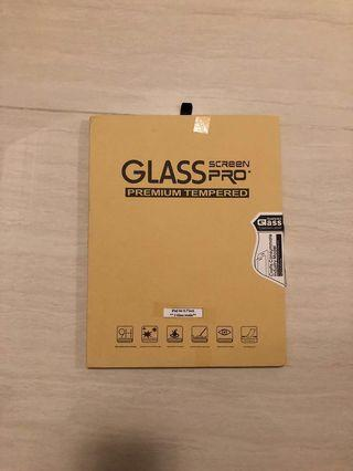 iPad 9.7inch tempered glass for ipad 2018, 2017, Air