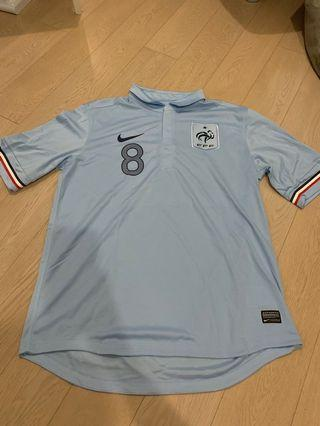 France special edition shirt w/ 8 Valbuena