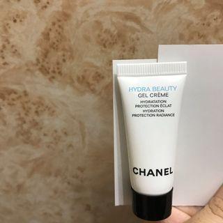 🚚 Chanel 山茶花保濕水凝霜5ml #半價美妝拍賣會