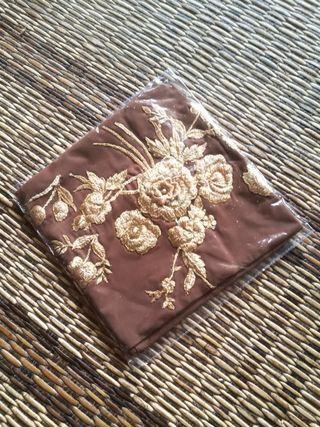 Glitter Shawl Embroidery