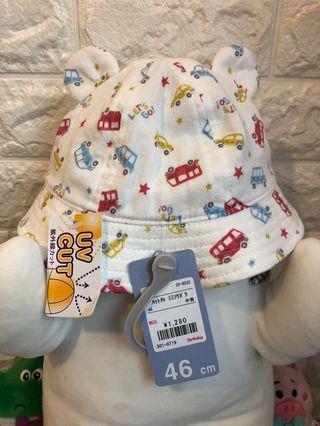 🇯🇵日本帶回🇯🇵 熊熊造型抗UV遮陽帽