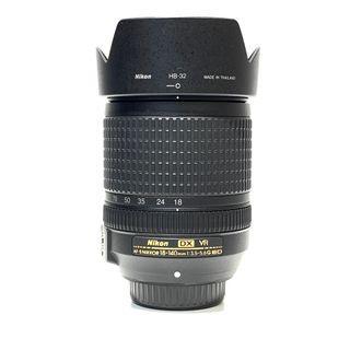 Nikon AF-S 18-140mm F3.5-5.6G ED VR DX Lens