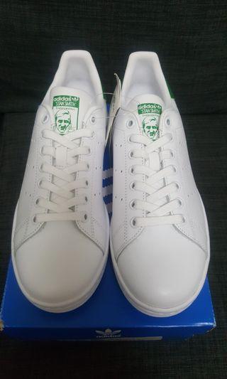 🚚 全新Adidas STAN SMITH 史密斯 綠尾  尺寸:us6.5