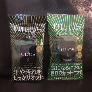 ULOS濕紙巾 2包