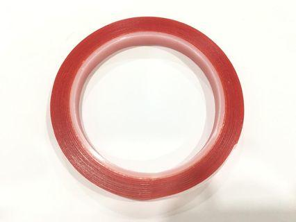 2 pcs 3M exterior transparent mounting tape