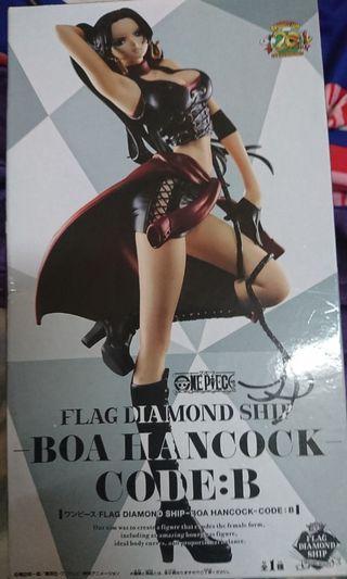 海賊王女帝漢考克蛇姬25cm長盒大公仔