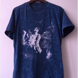 Vintage 90s Jimi Hendrix Tee not levis cobain 501 lvc lee