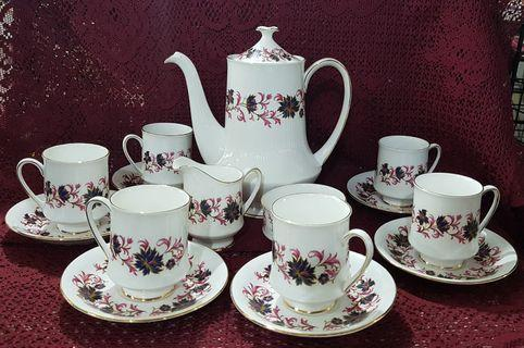 Paragon Michelle Coffee Set Lot of 15