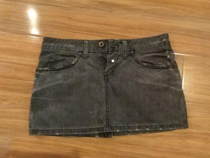 Lee denim skirt size S/25