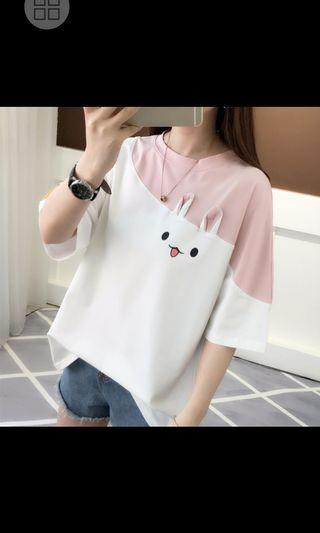 🥕SALE- RABBIT ULZZANG SHIRT! #EndgameYourExcess