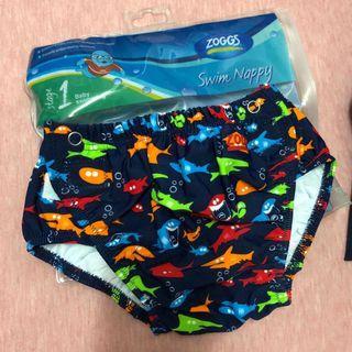 小童泳褲 游水尿片