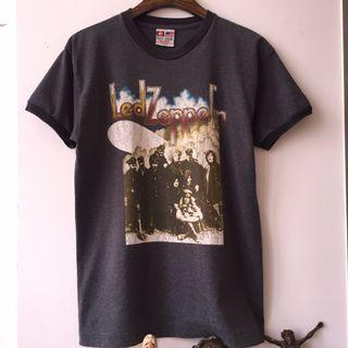 Rare Vintage 90s Led Zeppelin Tee not red wing lee 501 rrl