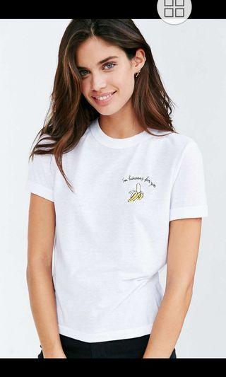🍏 SALE- CUTE banana logo shirt #EndgameYourExcess