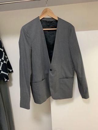 Brown Suit jacket size M ♻️