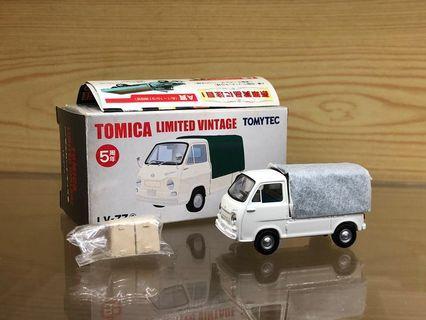 Tomica Limited Vintage Neo Tomytec LV-77a 1/64 Subaru Sambar Truck