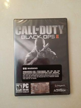 PC Game:Call of Duty - Black Ops II