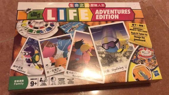 全新 生命之旅 adventures version  遊戲 玩具