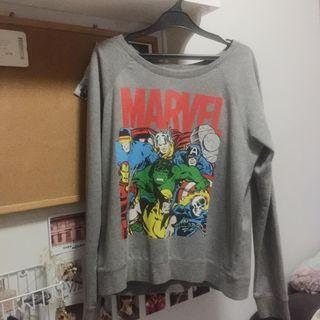 OFFICIAL marvel sweater