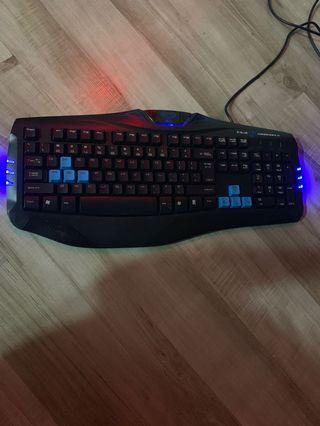 Combatant-X COBRA Gaming Keyboard