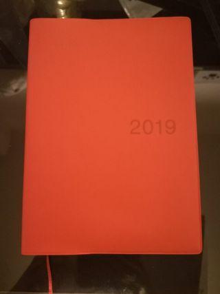 Muji 2019 Calendar Planner/Notebook