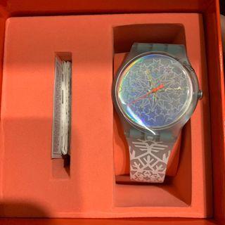 Swatch X'mas手錶