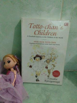 Buku Totto Chan's Children Anak Totto Chan by Tetsuko Kuroyanagi